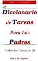 Diccionario de Tareas para los padres (Spanish Edi