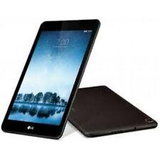 LG G Pad F2 LK460 16GB, Wi-Fi + 4G, (Sprint) T-mobile, 8 inch - Black A unlocked