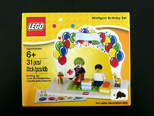 LEGO Minifigure Birthday Set 850791, New & Sealed