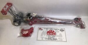 MAC TOOLS 2001 KENNY BERNSTEIN DRAGSTER - 1 OF 3000 -DIE CAST 1/24 - PLEASE READ