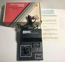 MRC RB-460 Battery Charger MT10-M MT10-S Team Associated Losi HPI Vintage NIP RC
