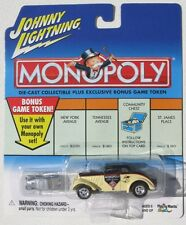 JOHNNY LIGHTNING R2 MONOPOLY  VINTAGE MONOPOLY WILLYS
