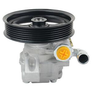 For Buick Chevy GMC Pontiac Saturn Suzuki 3.6L Power Steering Pump 25939259 CT