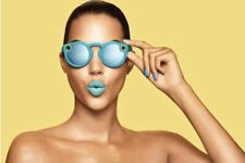 Wearable Technology !! Snapchat Spectacles for ALL IPhones TEAL - Brand New