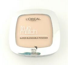 L'oreal True Match Foundation Rose Ivory 1R 1C Mineral Face Powder