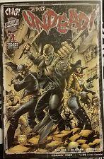The Undead #1 Feb 2002 Chaos Comics brian pulido lady death unread