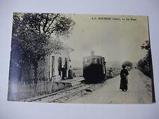 FRA165 - UFD de L'ISERE S.A - GRENOBLE TRAIN 1950s REPRO Early POSTCARD - France