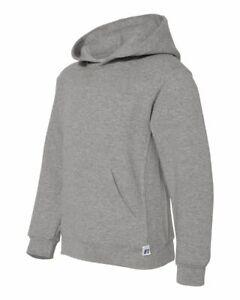 Russell Athletic - Dri Power Youth Hooded Sweatshirt, Hoodie, Hoody, Pullover