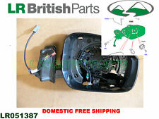 GENUINE LAND ROVER EXTERIOR MIRROR LR4 RH OEM NEW LR051387