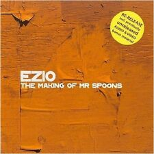 EZIO - The Making Of Mr Spoons  [Re-Release] CD