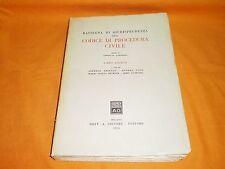 rassegna di giurisprudenza sul codice procedura civile libro quarto 1955