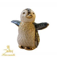 De Rosa Rinconada - Ceramic Penguin Ceramic Figurine
