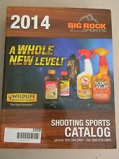 Big Rock Shooting Sports Catalog  and Archery Catalog- 2014- 2 in one