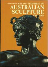 Development AUSTRALIAN SCULPTURE 1788-1975 PUBLIC SCULPTURE IN AUSTRALIA 2 Books