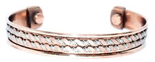 Magnetic Copper Bracelet For Arthritis. Lightweight and Easy to Wear.