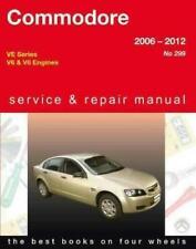 Holden Commodore VE 2006 - 2012 Gregorys Repair Manual