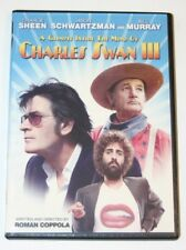 A Glimpse Inside The Mind Of Charles Swan III DVD.  Charlie Sheen, Bill Murray.
