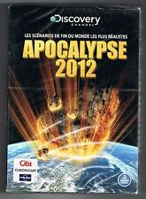 APOCALYPSE 2012 - DISCOVERY CHANNEL - COFFRET 2 DVD - NEUF NEW NEU