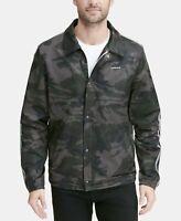 Levi's Men's Reflective Coaches Cameo Jacket Size Medium