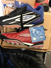 FOOTBALL ASTROS BABYS IB SIZE 4 5 OR 7 UK THREE STYLES IN UMBRO AT £9.99