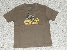 Jack Wolfskin Kid Wolf  T-Shirt NEU 116