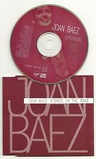 JOAN BAEZ STONES IN THE ROAD ONE TRACK PROMO PICTURE CD SINGLE 1993