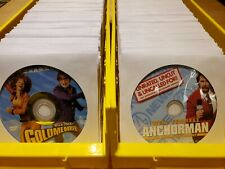 DVD LOT #7 COMEDY- (DISC ONLY) $2.99 EACH +Discount Combined Shipping