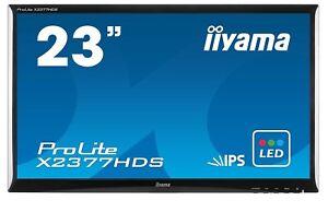 Iiyama Prolite X2377HDS-B1 58,4 CM 23 Pouces Écran Large Écran Facture D37498
