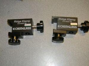 Chemglass CG-9253-30 Universal Ridge Kwik Klamp II