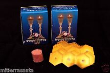 Quality 48 Floating Wicks For Oil Candles Hexagon From Israel Shabbes Kosher