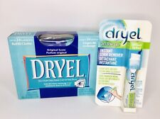 Dryel Dry Cleaning Refill Cloths (6) Original Scent New Bonus Stain Remover NOS
