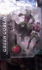 MARVEL TOYBIZ Toy Biz Diamond Select Green Goblin Spider-Man 2003 ROMITA