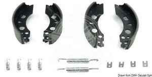 Osculati Brake kit for trailer Knott 20-963/1 200x35