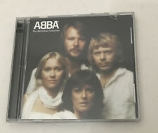 Abba The Definitive Collection 2 CD set