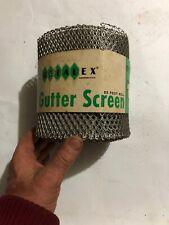 Metalex Co. 25 Foot Gutter Screen New
