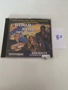 Cd musicale World Music Il Giro Del Mondo In Musica