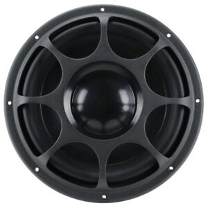 "Morel Supremo SW9 8-3/4"" Component Car Audio Woofer Speaker 150W RMS - Single"