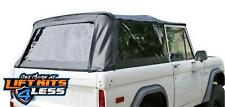 Rampage 98402 Complete Soft Top Kit for 1966-1977 Ford Bronco