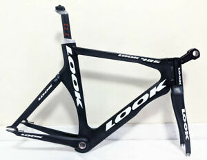 Look KG 496 P (Piste VHM Carbon Monobloc) Medium Track Bike Frame