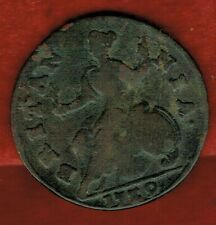GREAT BRITAIN  HALF  PENNY 1739   GEORGE II