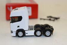 Herpa 307543 SCANIA CS 20 HD 6x2 Unidad Tractora 1:87 NUEVO EN EMB. orig.