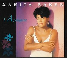 ANITA BAKER - I apologize / Caught up in the rapture - 4 Tracks