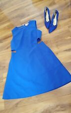 Ted Baker Panashe Cut out detail tunic dress, size 5 UK 16 BNWT 💙