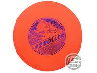 NEW Lightning Standard #2 Roller 187g Orange Purple Foil Driver Golf Disc