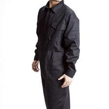 DeluxeBaumwolle Overall Coverall Arbeitskleidung Arbeitsoverall Arbeitsanzug L*
