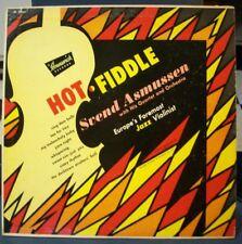 "Svend Asmussen - Hot Fiddle - 1953 10"" Lp on Brunswick"