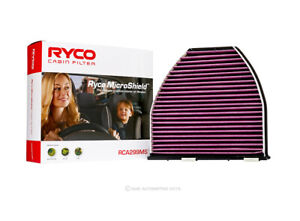Ryco Pm2.5 Cabin Air Filter RCA299MS fits Mercedes-Benz C-Class C 180 (C204),...