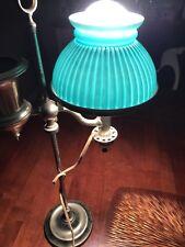A Unique Student Lamp.