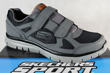 Skechers Slippers Trainers Sports Shoes Grey New