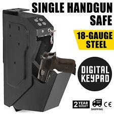 Gun Vault Mountable Single Pistol Safe Handgun Digital Keypad SV500